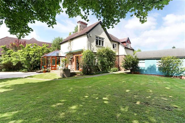 Offers in excess of £775,000, 4 Bedroom Detached House For Sale in Milford, GU8