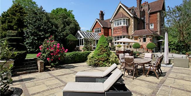 Offers in the region of £1,125,000, 4 Bedroom Semi Detached House For Sale in Godalming, GU7