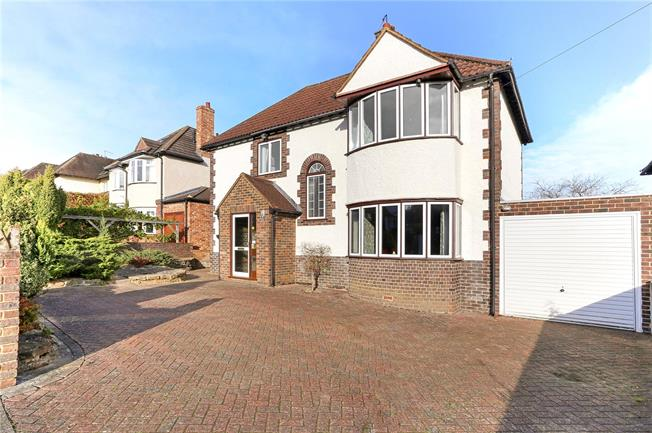 Guide Price £719,000, 3 Bedroom Detached House For Sale in Surrey, GU7
