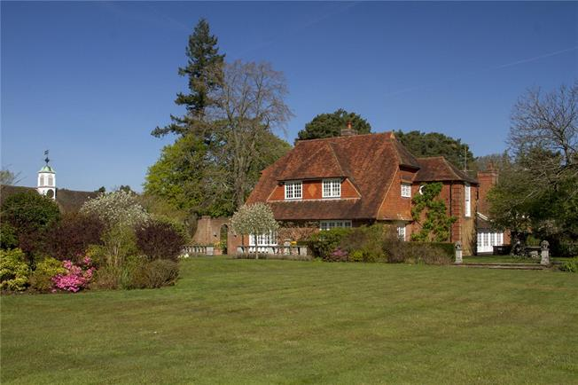 Price on Application, 8 Bedroom Detached House For Sale in Surrey, GU8