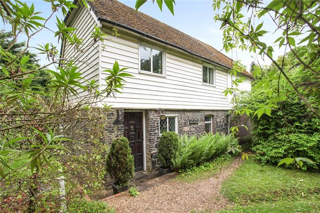 Guide Price £475,000, 3 Bedroom Detached House For Sale in Wormley, GU8