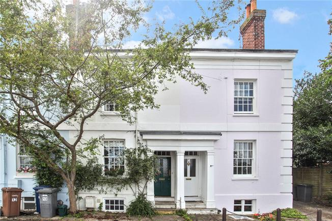 Guide Price £550,000, 3 Bedroom Terraced House For Sale in Godalming, GU7