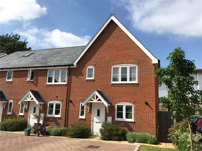 Guide Price £465,000, 3 Bedroom House For Sale in Godalming, GU7