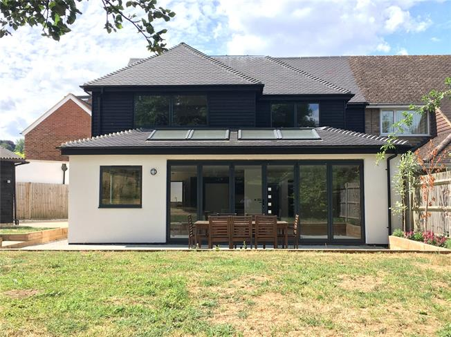 Guide Price £799,950, 4 Bedroom Semi Detached House For Sale in Godalming, GU7