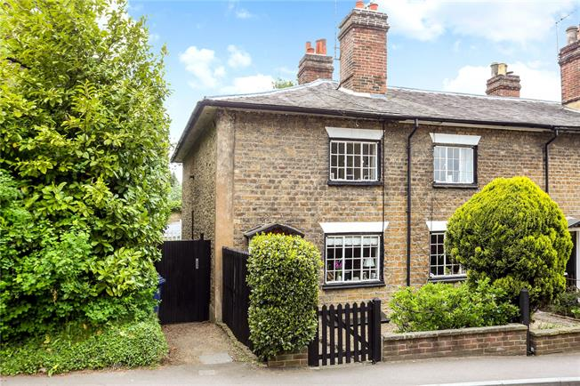 Guide Price £400,000, 2 Bedroom Terraced House For Sale in Surrey, GU7