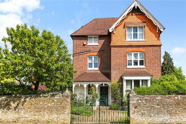 Guide Price £1,425,000, 6 Bedroom Detached House For Sale in Surrey, GU7