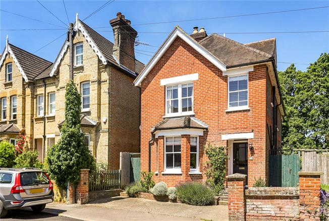 Guide Price £775,000, 4 Bedroom Detached House For Sale in Surrey, GU7