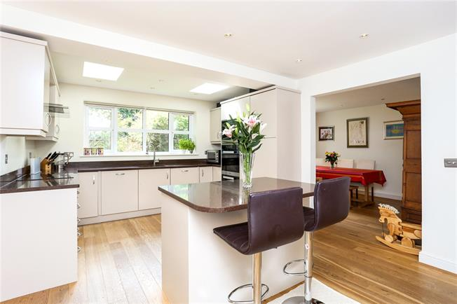 Guide Price £1,195,000, 5 Bedroom Detached House For Sale in Surrey, GU7
