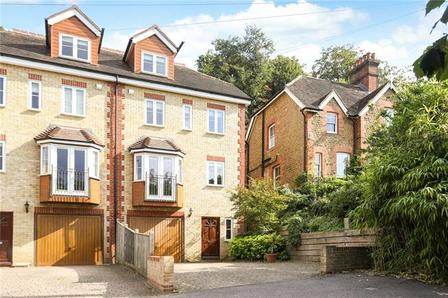 Asking Price £645,000, 4 Bedroom Semi Detached House For Sale in Godalming, GU7