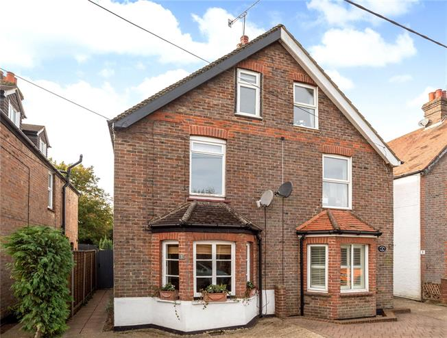 Asking Price £530,000, 4 Bedroom Semi Detached House For Sale in Godalming, Surrey, GU8