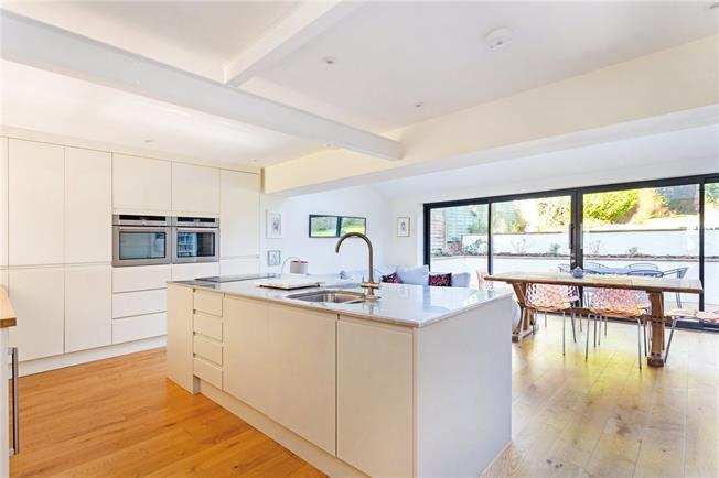 Asking Price £875,000, 4 Bedroom Semi Detached House For Sale in Peper Harow, GU8