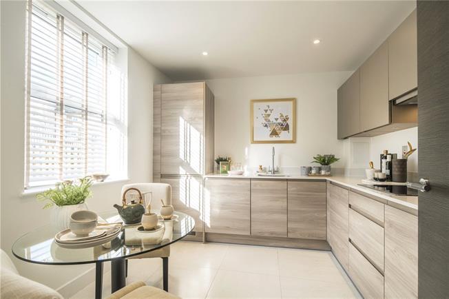 Asking Price £550,000, 4 Bedroom Terraced House For Sale in Surrey, GU7