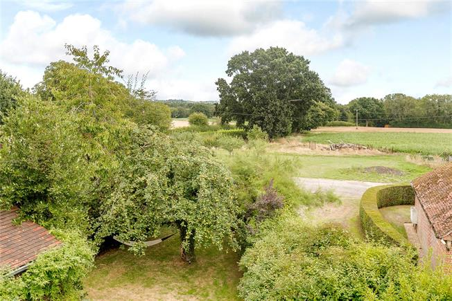 Asking Price £1,000,000, 5 Bedroom Semi Detached House For Sale in Brook, Godalming, GU8