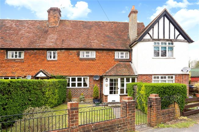 Offers in excess of £429,500, 2 Bedroom Terraced House For Sale in Elstead, GU8