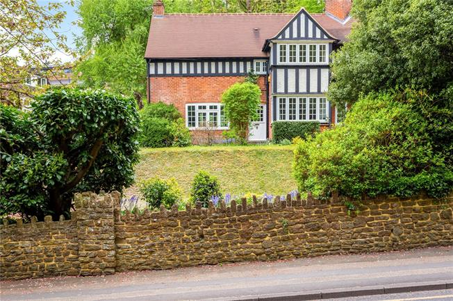 Guide Price £875,000, 4 Bedroom Semi Detached House For Sale in Surrey, GU7