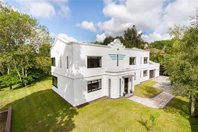 Guide Price £1,600,000, 5 Bedroom Detached House For Sale in Surrey, GU7