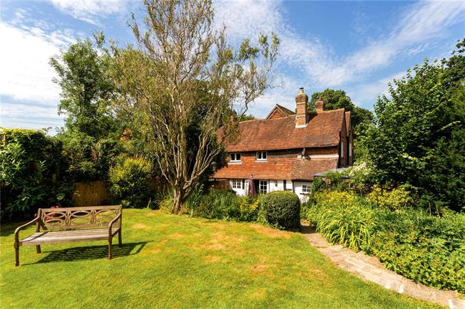 Asking Price £650,000, 3 Bedroom Semi Detached House For Sale in Chiddingfold, GU8