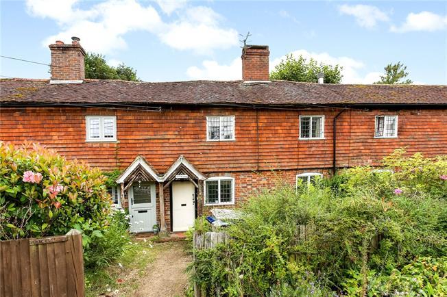 Asking Price £300,000, 2 Bedroom Terraced House For Sale in Thursley, GU8