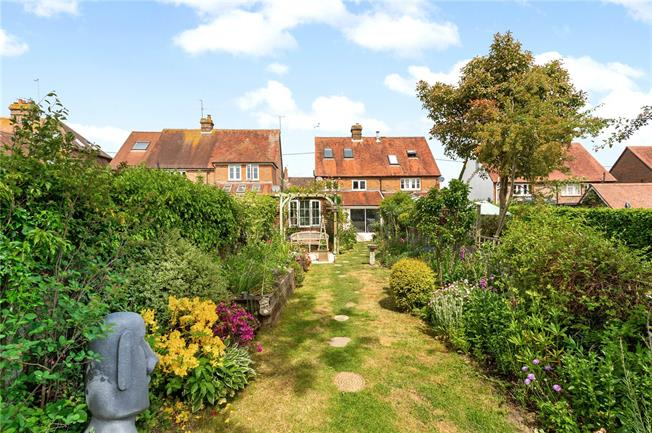 Offers in excess of £500,000, 3 Bedroom Semi Detached House For Sale in Chiddingfold, GU8