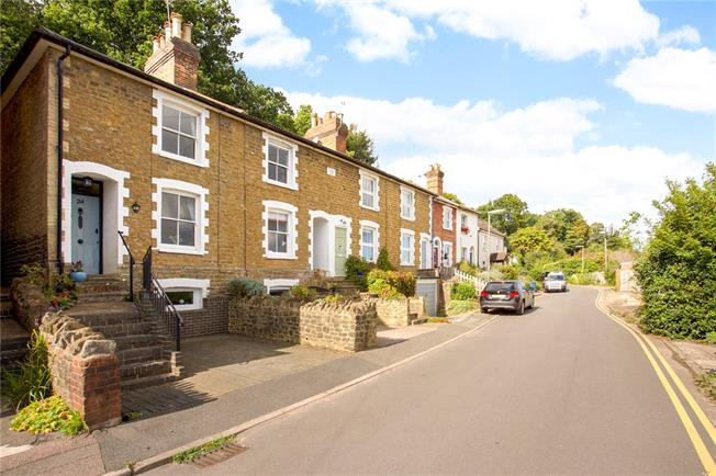 Asking Price £475,000, 2 Bedroom End of Terrace House For Sale in Godalming, GU7