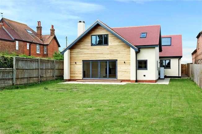 Offers in excess of £650,000, 4 Bedroom Detached House For Sale in Dinton, HP18