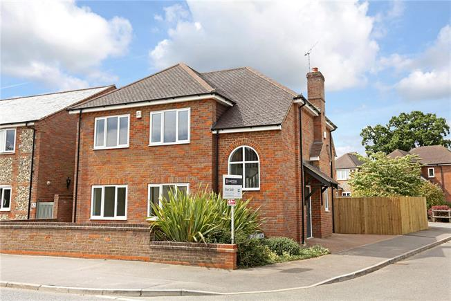 Guide Price £695,000, 4 Bedroom Detached House For Sale in Prestwood, HP16