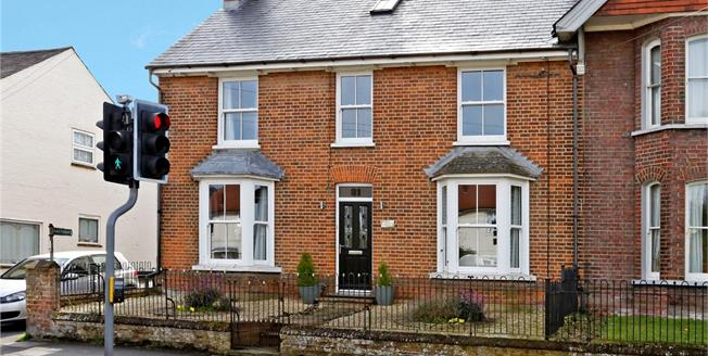 Guide Price £775,000, 6 Bedroom Semi Detached House For Sale in Buckinghamshire, HP22