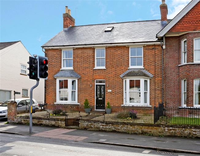 Guide Price £750,000, 6 Bedroom Semi Detached House For Sale in Wendover, HP22