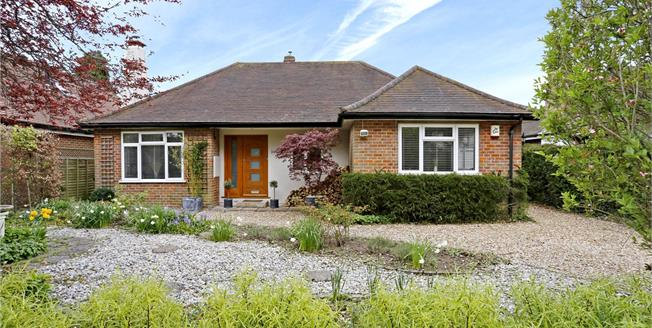Offers in excess of £650,000, 3 Bedroom Bungalow For Sale in South Heath, HP16