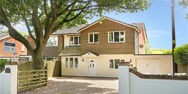 Offers in excess of £625,000, 4 Bedroom Semi Detached House For Sale in Widmer End, HP15