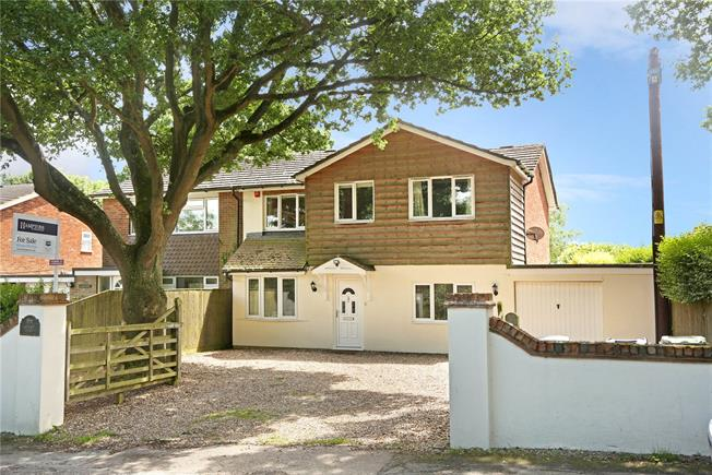 Guide Price £625,000, 4 Bedroom Semi Detached House For Sale in Widmer End, HP15