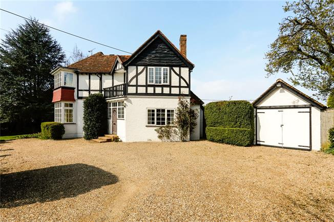 Guide Price £899,950, 4 Bedroom Detached House For Sale in Little Kimble, HP17