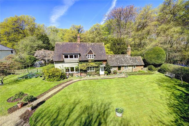 Offers in excess of £850,000, 3 Bedroom Detached House For Sale in Naphill, HP14
