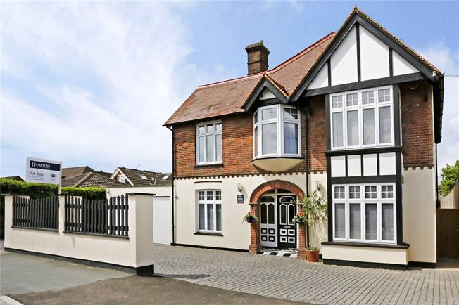Offers in excess of £750,000, 5 Bedroom Detached House For Sale in Holmer Green, HP15