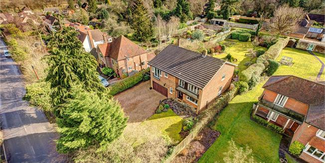 Guide Price £995,000, 5 Bedroom Detached House For Sale in South Heath, HP16