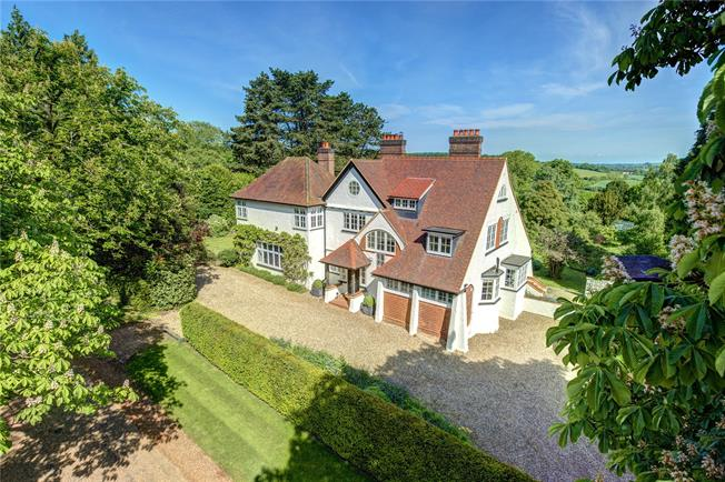 Offers in excess of £3,000,000, 5 Bedroom Detached House For Sale in Buckinghamshire, HP16