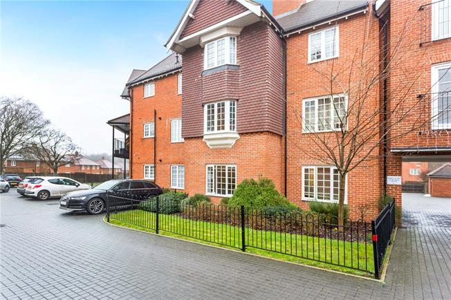 Offers in excess of £199,950, 1 Bedroom Flat For Sale in Aylesbury, Buckinghamshir, HP22