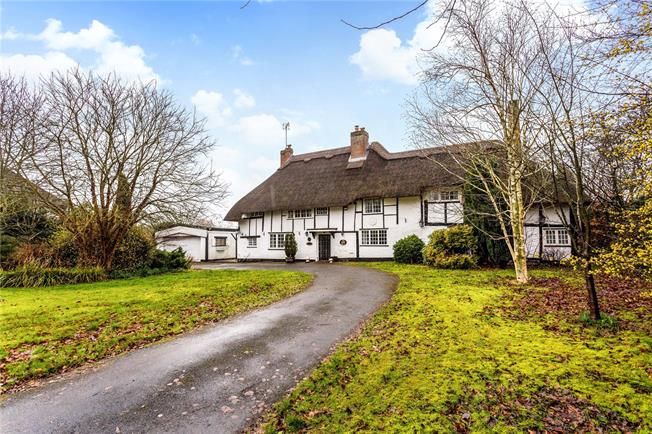 Offers in excess of £950,000, 4 Bedroom Detached House For Sale in Aylesbury, Buckinghamshir, HP22