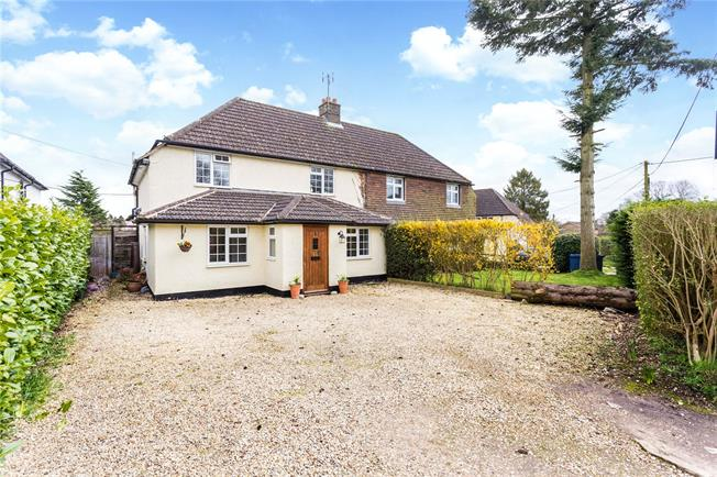 Offers in excess of £600,000, 4 Bedroom Semi Detached House For Sale in Great Missenden, Buckingh, HP16