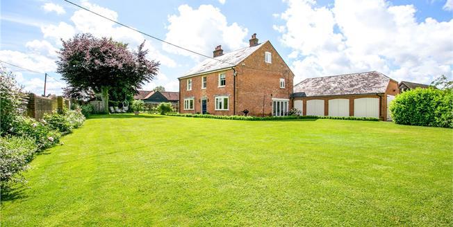 Guide Price £1,100,000, 6 Bedroom Detached House For Sale in Aylesbury, Buckinghamshir, HP17