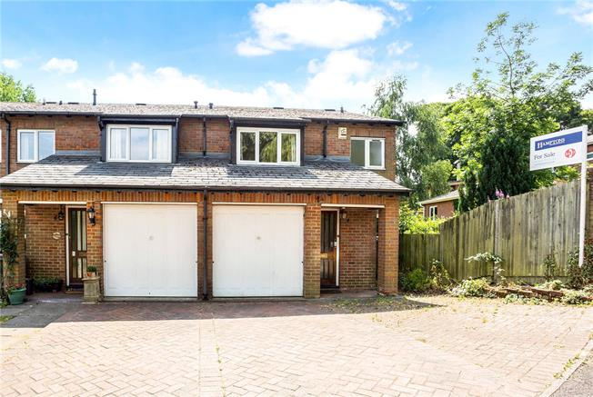 Guide Price £499,950, 3 Bedroom Semi Detached House For Sale in Buckinghamshire, HP16