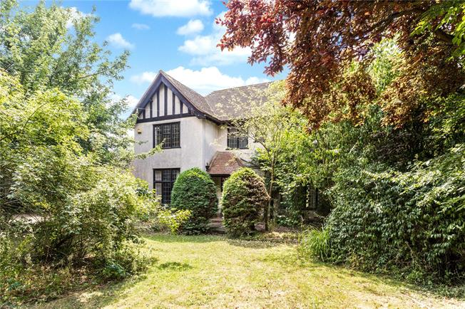 Offers in excess of £500,000, 3 Bedroom Detached House For Sale in Weston Turville, HP22