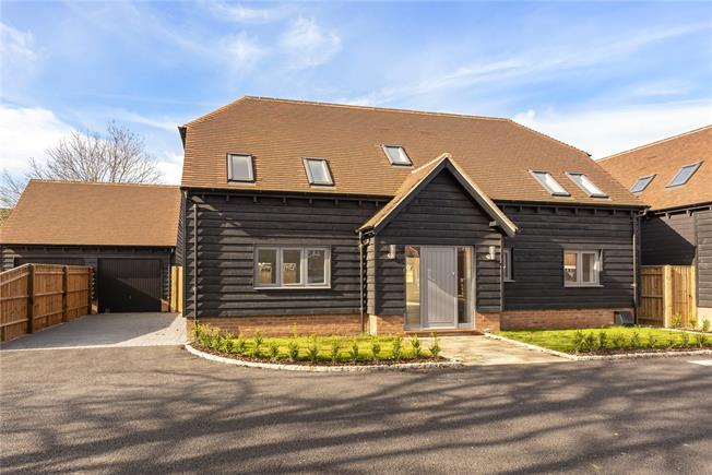 Asking Price £765,000, 4 Bedroom Detached House For Sale in Weston Turville, HP22