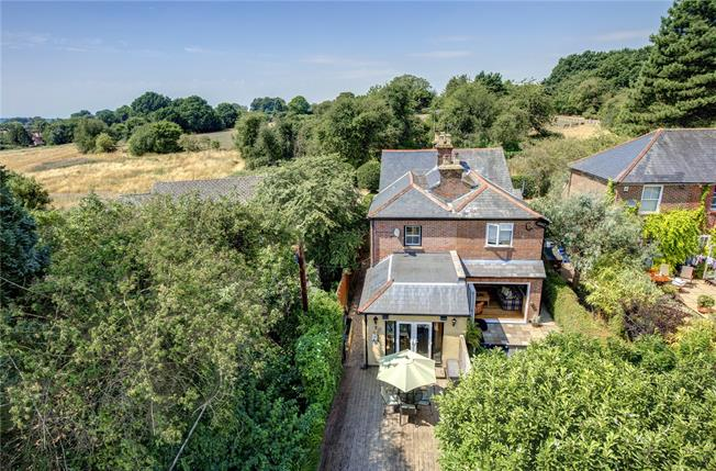 Offers in the region of £535,000, 3 Bedroom Semi Detached House For Sale in Downley, HP13