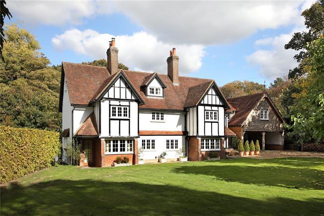 Guide Price £1,495,000, 6 Bedroom Detached House For Sale in Halton Village, HP22