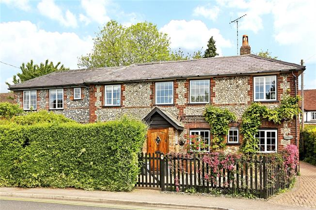 Offers in excess of £865,000, 4 Bedroom Detached House For Sale in Prestwood, HP16