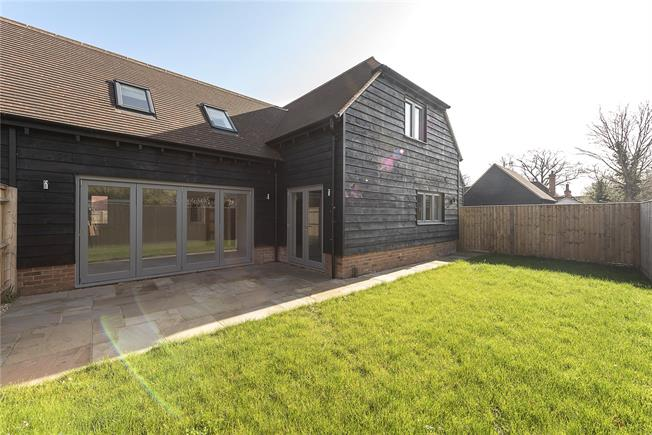 Asking Price £695,000, 4 Bedroom House For Sale in Weston Turville, HP22