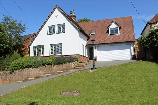 Offers in excess of £800,000, 4 Bedroom Detached House For Sale in Loosley Row, HP27