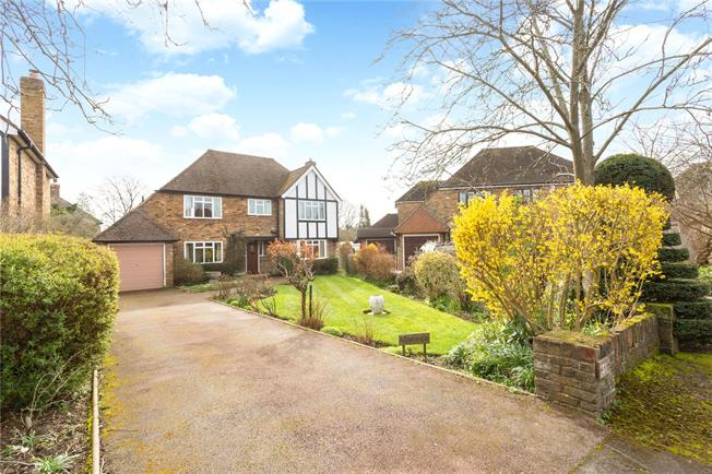 Offers in excess of £700,000, 3 Bedroom Detached House For Sale in Great Missenden, Buckingh, HP16