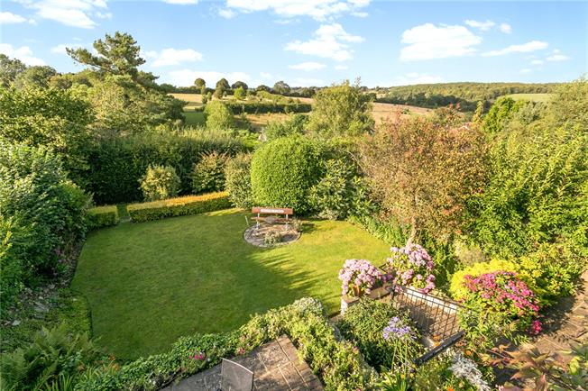 Offers in excess of £670,000, 4 Bedroom Detached House For Sale in Buckinghamshire, HP16